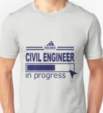 CIVIL ENGINEER - IN PROGRESS T-Shirt