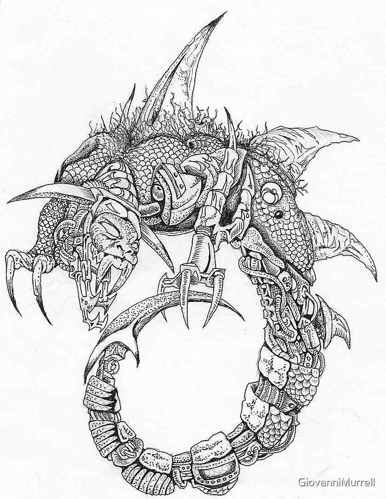 Dragon by GiovanniMurrell