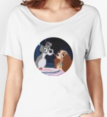 A Dog's Love Women's Relaxed Fit T-Shirt