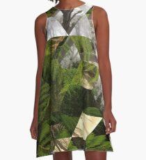 In This World A-Line Dress