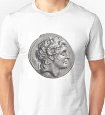 Ancient Roman silver coin Unisex T-Shirt