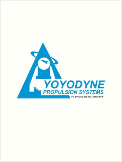yoyodyne propulsion systems