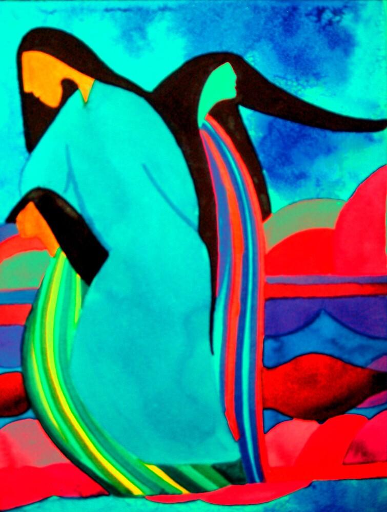 Thunder Beings by Jamie Winter-Schira