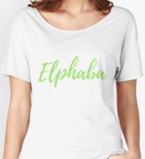 Elphaba - Wicked Women's Relaxed Fit T-Shirt