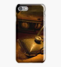 Trimmed nostalgia iPhone Case/Skin