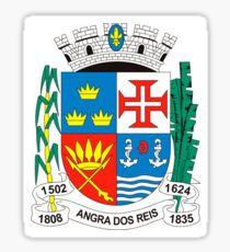 Angra dos Reis, Brazil Sticker