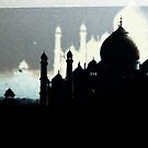 A Silent Film About a Death in Agra by Grant Bissett