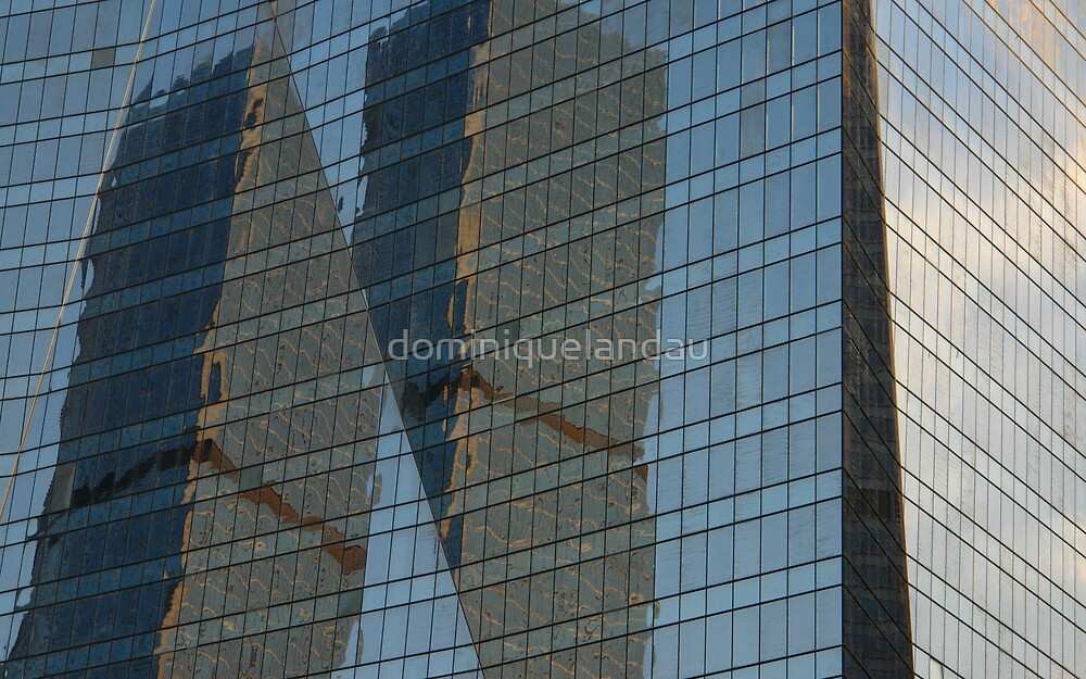 Building reflection1 by dominiquelandau