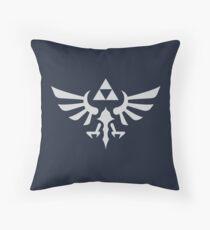 Cojín La leyenda de Zelda Royal Crest (plata)
