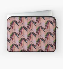colored pencil Laptop Sleeve