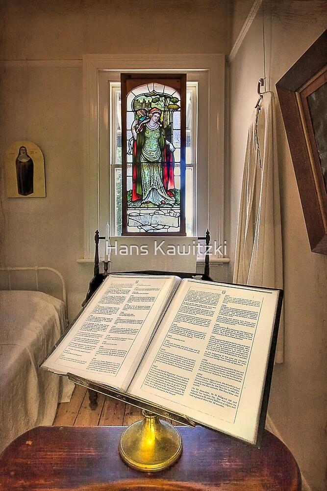 0770 Nun's room - Daylesford by Hans Kawitzki
