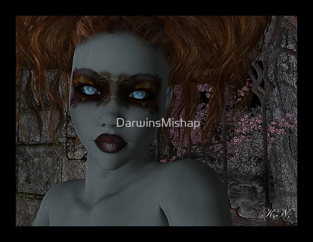 Eye Shine by DarwinsMishap