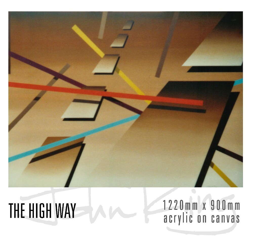 The High Way by JohnKing