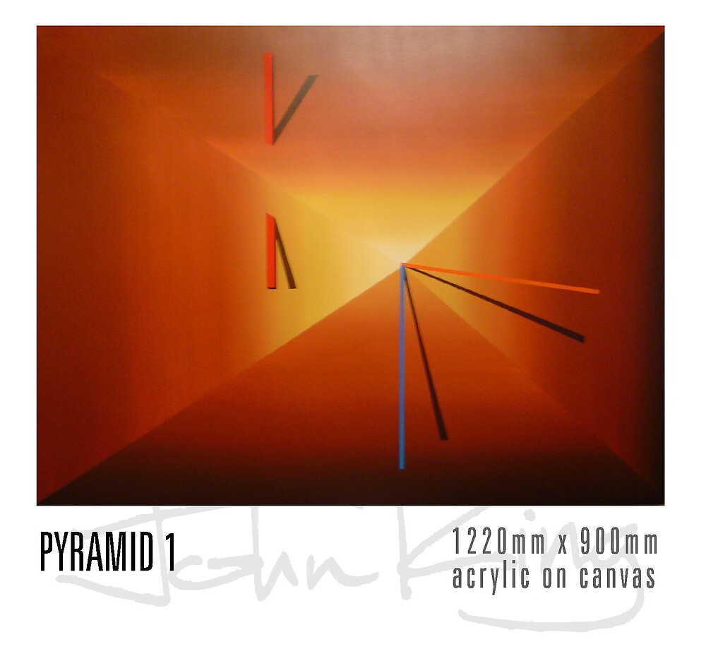 Pyramid1 by JohnKing