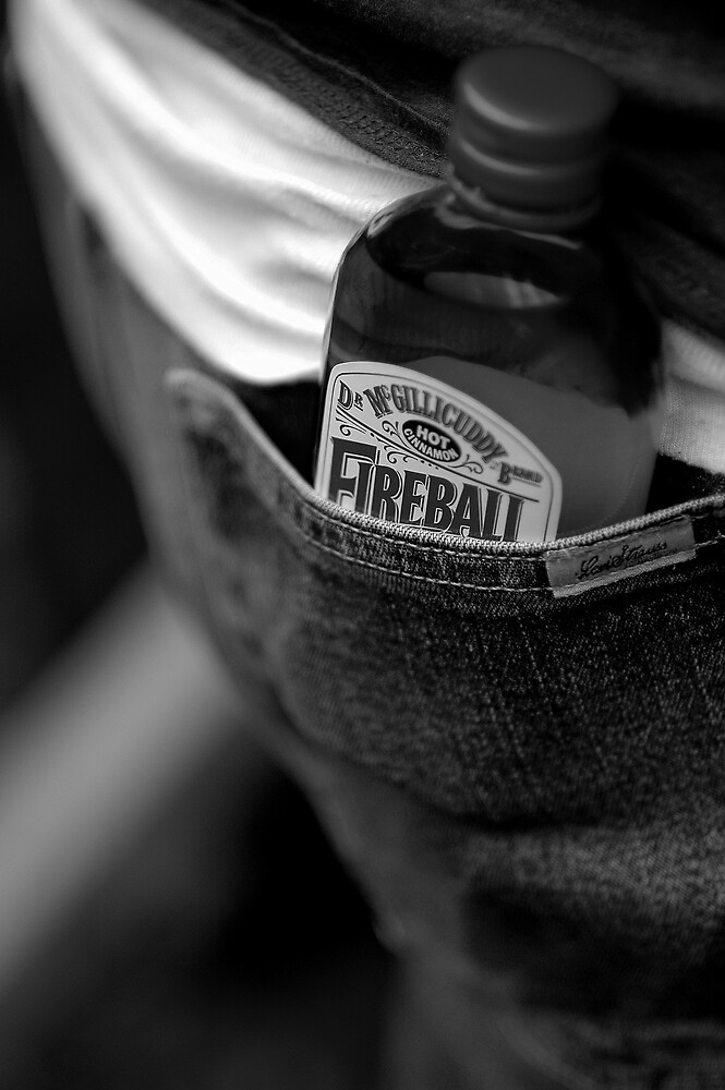 Pocket of Fireball by tashunka