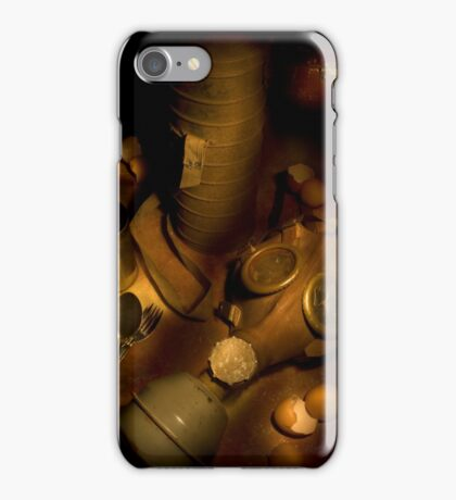 Army life iPhone Case/Skin