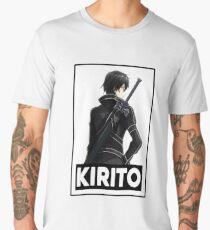 Kirito logo Men's Premium T-Shirt