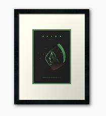 Alien 1979 Framed Print