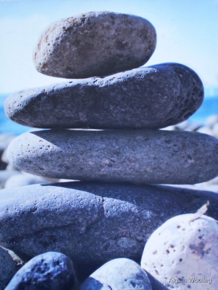 A Rocky Path by Alyssa Woolley