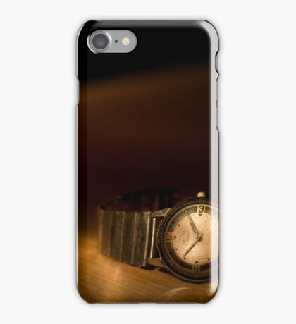 10 Past 10 iPhone Case/Skin
