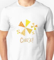 CHEESE! Unisex T-Shirt