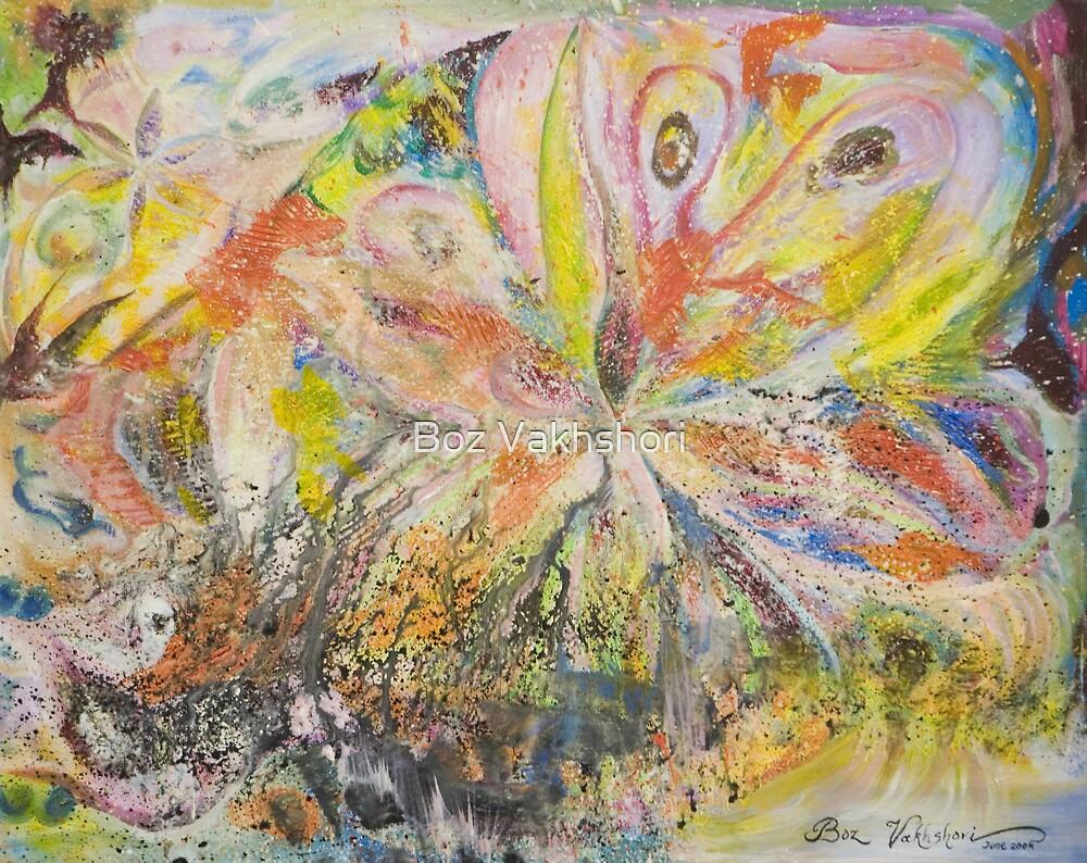 Butterfly by Boz Vakhshori