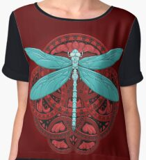 Blusa Dragonfly Fire