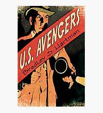 U.S. Avengers Photographic Print