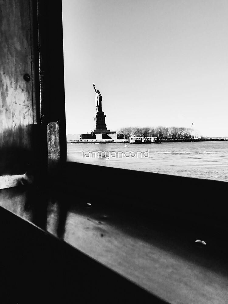 Lady Liberty. by iamryancond
