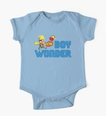 Boy wonder (Wonder Boy) One Piece - Short Sleeve