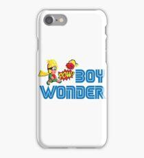 Boy wonder (Wonder Boy) iPhone Case/Skin