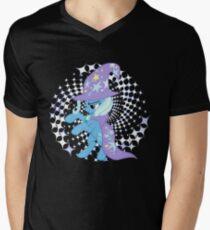 my little pony trixie Men's V-Neck T-Shirt