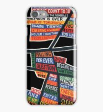 Radiohead – Hail to the thief iPhone Case/Skin