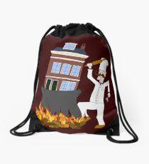 Housewarming Drawstring Bag