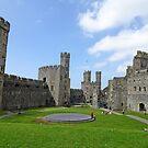 Caernarfon Castle by trish725