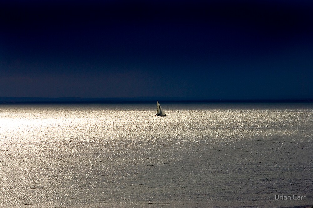 Port Phillip Bay by Brian Carr