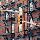 New York Streetlight by smithandcompany