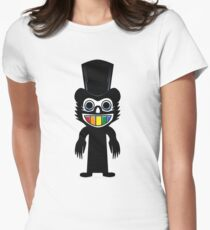 Babadook Is Gay Womens Fitted T-Shirt