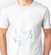 Mashup: Genesis 8:11 vs. Mighty $ Unisex T-Shirt
