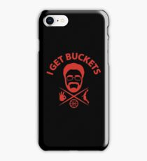 Uncle I Get Buckets iPhone Case/Skin