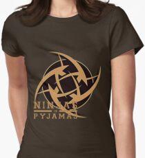 Ninjas In Pyjamas  Womens Fitted T-Shirt