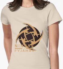 Ninjas In Pyjamas  Womens Fitted T-Shirt