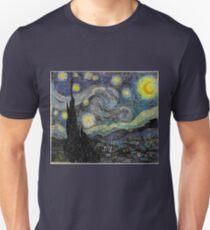 Stary Night Unisex T-Shirt