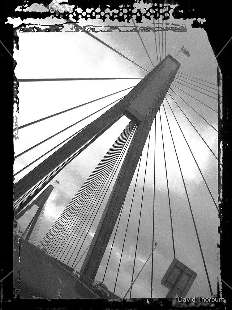 Anzac Bridge by David Thorburn