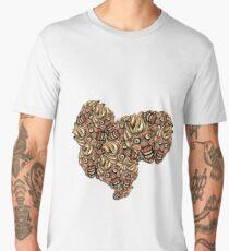Zombie Crowd Men's Premium T-Shirt
