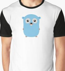 Golang Gopher Graphic T-Shirt