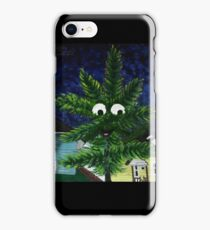 Spruce Spring Tree iPhone Case/Skin