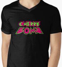 NCT 127 - CHERRY BOMB Men's V-Neck T-Shirt