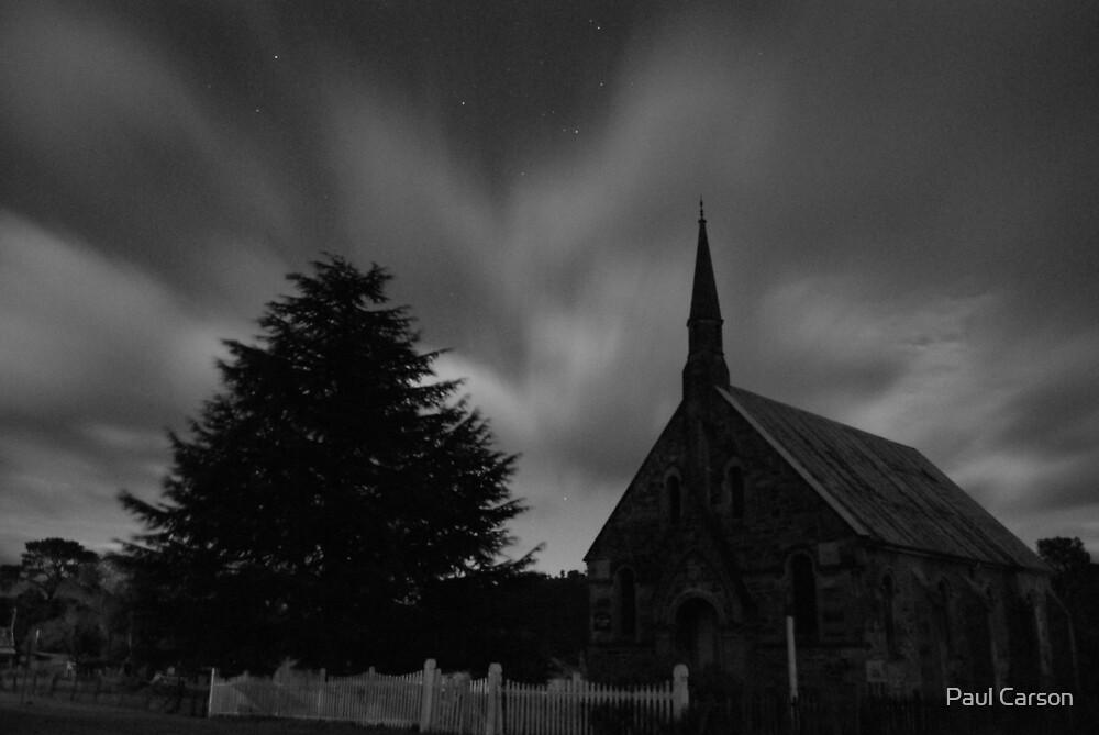 Shadow Church by Paul Carson