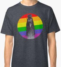 gay babadook pride flag Classic T-Shirt